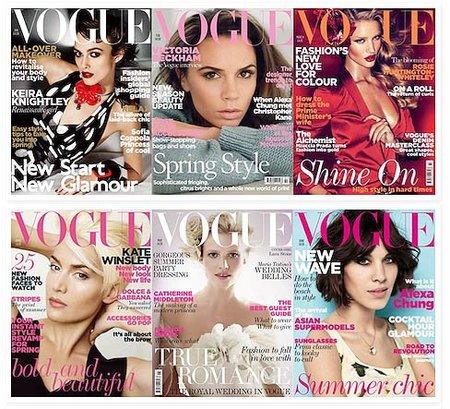 ¿Cuál ha sido la mejor portada de Vogue UK del 2011?