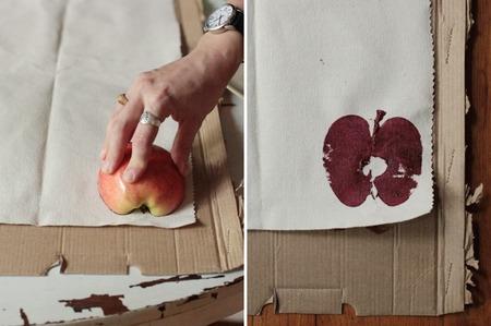 Mantel de manzana - 4