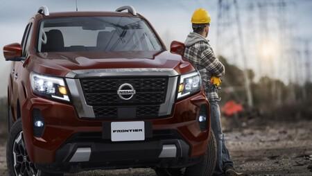 Nissan Np300 Frontier 2021 Pick Up Precio Mexico 4