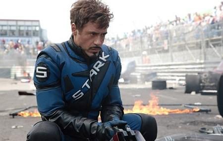 'Iron Man 2', vídeo con escenas de la película