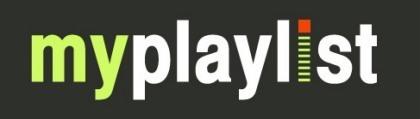 MyPlayList, combinando las imágenes de Flickr con la música online