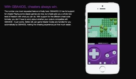 Hoy tendremos emulador de GBA para iOS sin necesidad de tener jailbreak