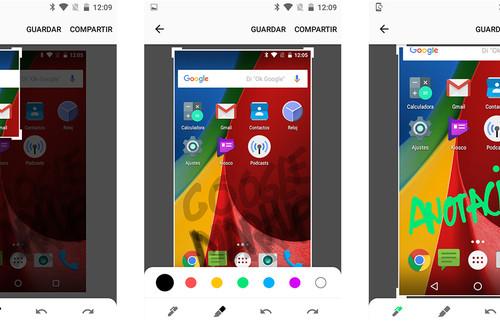 Así puedes llevar el editor de capturas de Android P a cualquier teléfono Android