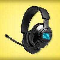 Los JBL Quantum 400 están en su precio más bajo histórico de Amazon México, con entrada 3.5 mm y USB tipo C por 1,599 pesos