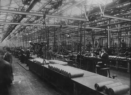 Una Fabrica En Sunderland