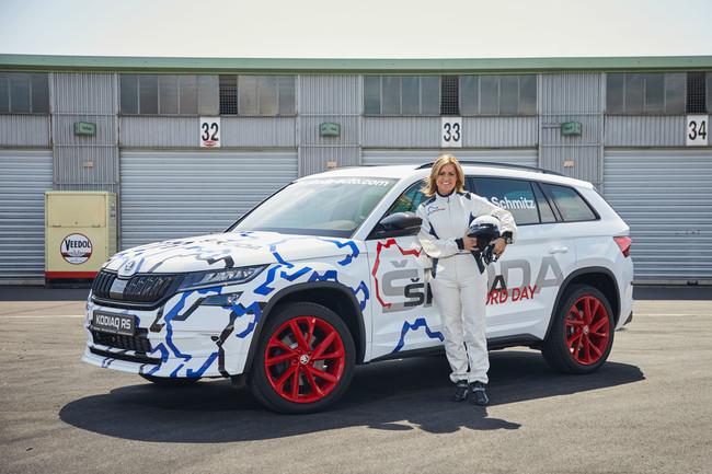 Video: Škoda Kodiaq VRS, el SUV para 7 pasajeros más veloz del mundo... hasta ahora.