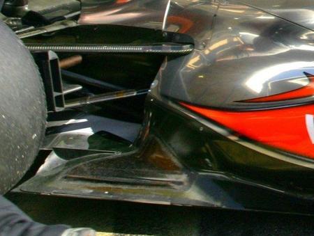 La FIA prohíbe que el difusor soplado funcione durante las frenadas