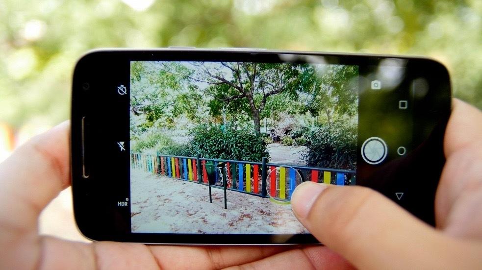 Foto de Moto G4 Play, diseño (8/14)