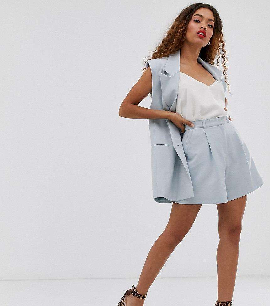 Falda pantalón de traje