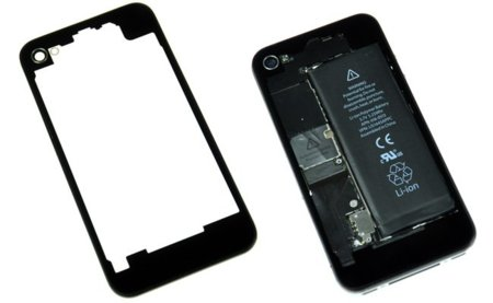 Cambia el panel trasero de tu iPhone 4 por uno transparente y exhibe sus circuitos