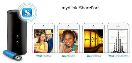 D-Link presenta mydlink SharePort, una app para facilitar el acceso al contenido a través de sus routers