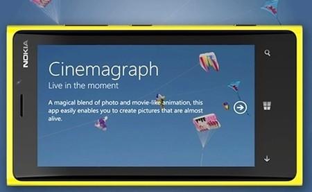 Nokia actualiza Cinemagraph, la versión 4.0 ya permite exportar a GIF y geolocalizar fotos