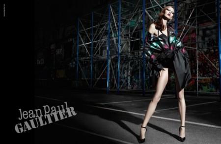 Póngame una de campañas, garçon: Givenchy y Jean Paul Gaultier