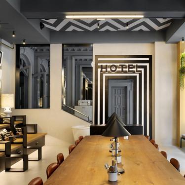 Chueca Petitpalace Hotelity renueva el ambiente de sus espacios comunes con ayuda de Madrid In Love
