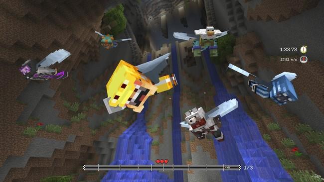Minecraft Glide