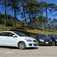 Comparativa: Honda City vs Nissan Versa vs Suzuki Ciaz (Parte 4)