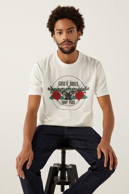 Camiseta Guns N Roses Springfield