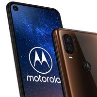 Motorola One Vision: el primero de su nombre con procesador Exynos y pantalla 21:9 agujereada