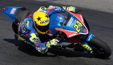Elias Suzuki Motoamerica 2020