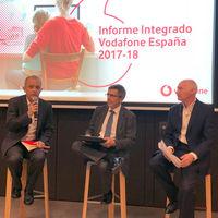 """El presidente de Vodafone España habla sobre la guerra de tarifas y el fútbol: """"Nos gustaría que no hubiera tanta agresividad"""""""