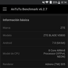 Foto 2 de 11 de la galería benchmarks-del-zte-blade-v8 en Xataka Móvil