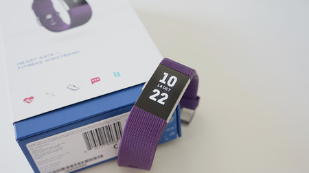Fitbit Charge 2, análisis: sueño, salud y ejercicio moderado bajo control y sin que te enteres