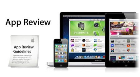 Apple modifica algunas normas de revisión para las aplicaciones de sus tiendas