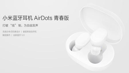 Xiaomi Mi AirDots, los auriculares Bluetooth tipo AirPods, por sólo 32 euros en AliExpress