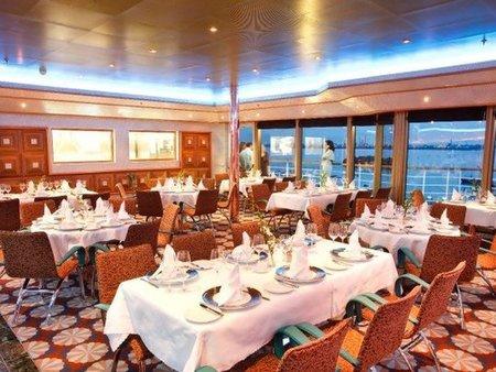Cruceros: la gastronomía