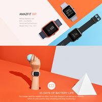 Desde España: reloj inteligente Xiaomi Amazfit Bip por sólo 48 euros en AliExpress