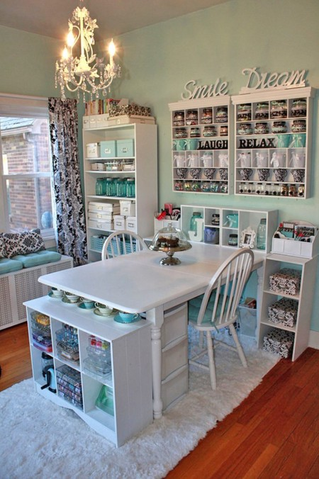 Crafting A Craft Room 8