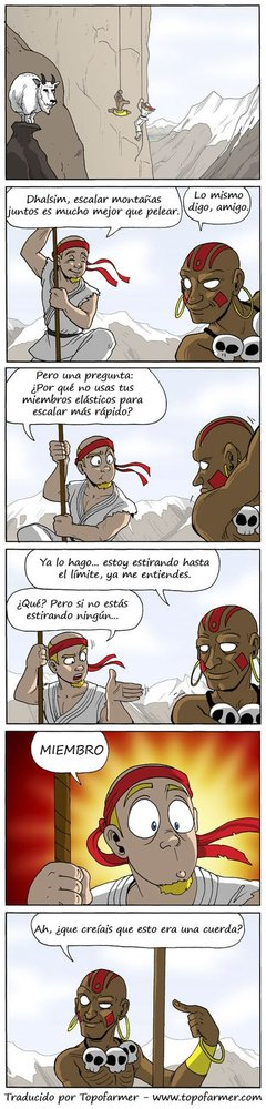 Ryu vs. Dhalsim
