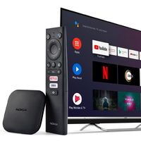 Nokia Media Streamer, un reproductor multimedia con Android TV muy parecido al Xiaomi Mi Box S