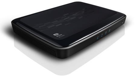 Western Digital My Net router