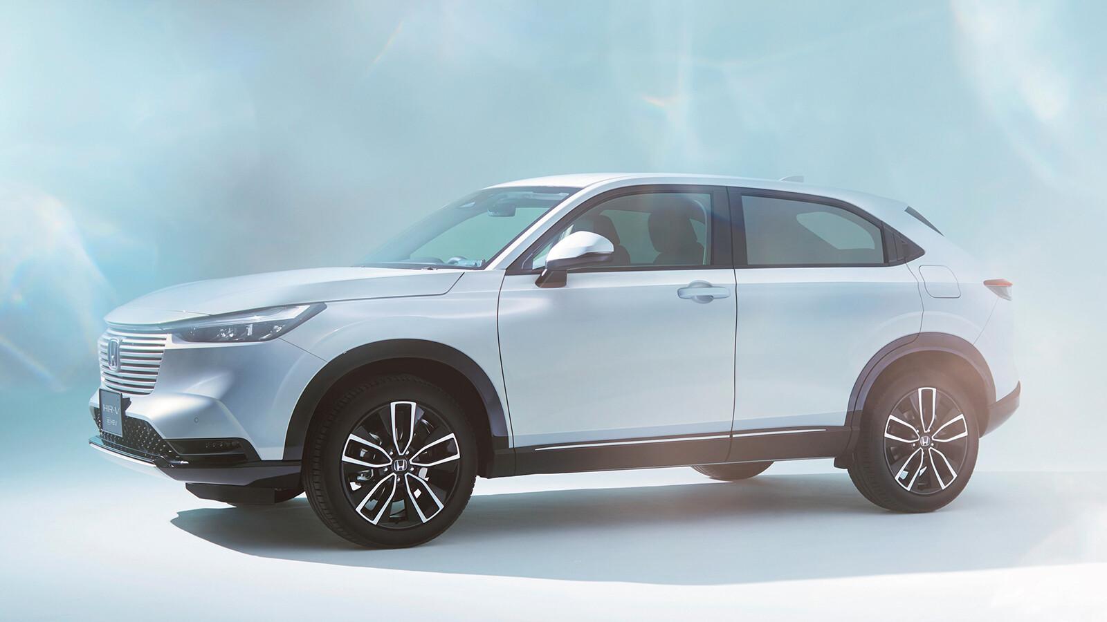 Foto de Honda HR-V 2022 (Europa) (1/13)