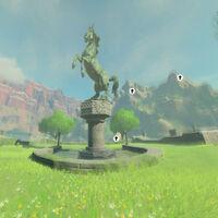 Visita 'Zelda: Breath of the Wild' como si estuviese en Street View de Google Maps gracias al proyecto de este fan