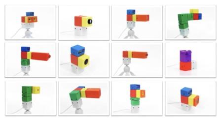Parecen Legos, pero en realidad se trata de un avanzado sistema modular de fotografía