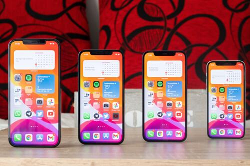 iPhone 12 vs iPhone 12 mini vs iPhone 12 Pro vs iPhone 12 Pro Max, análisis frente a frente: cuál comprar entre los cuatro modelos