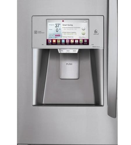 LG y el frigorífico capaz de aconsejarte recetas