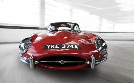 Jaguar E-Type, hace 50 años nació un mito