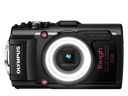 Olympus Stylus Tough 4 Frontal 16