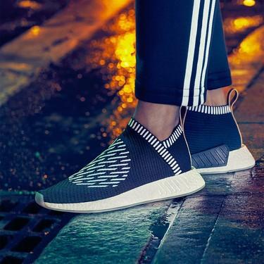 La saga continúa su paseo triunfal: zapatillas Adidas NMD_CS2 Primeknit