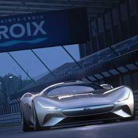 La única forma de conducir el nuevo superdeportivo eléctrico diseñado por Jaguar será a través del 'Gran Turismo' de la PS4