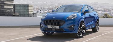El Ford Puma, hermano menor de EcoSport, es un B-SUV a tope de tecnología