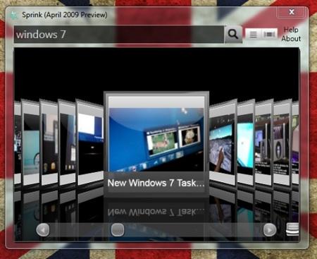 Sprink, un cliente para ver vídeos de YouTube hecho en WPF