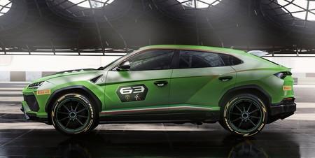 Lamborghini Urus St X Concept 3