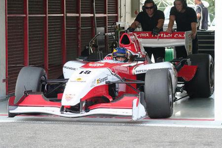 Sébastien Bourdais. De la Fórmula 1 a la Superleague Formula