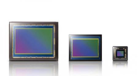 Sony ha presentado dos nuevos sensores: un CCD de 12 Mpx/14,5 FPS y un CMOS de 8 Mpx/30 FPS