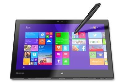 Toshiba Portege Z20t, un híbrido que aspira a competir con el Surface Pro 3