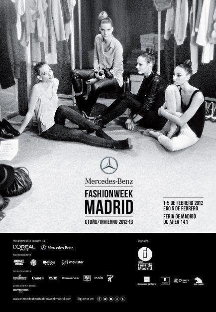 Ha nacido...la Mercedes Benz Madrid Fashion Week